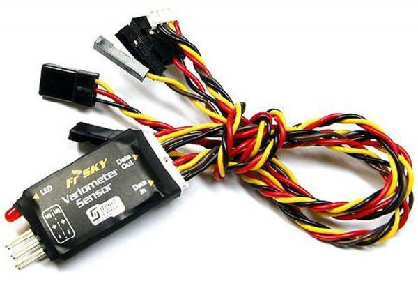FrSky Variometer Normal Precision für Smartport Telemetrie Empfänger FVAS-02-NP