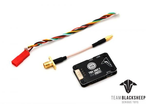 TBS Unify Pro32 HV 5,8 Ghz MMCX FPV A/V Video Sender