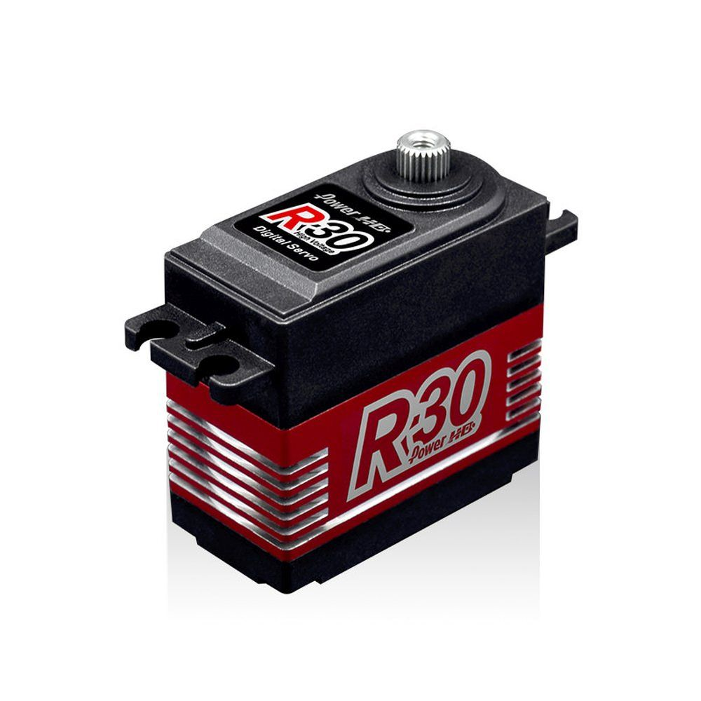 PowerHD R30 270° Digital HV Servo 30kg 0,16sec 70g 6V-7,4V BB