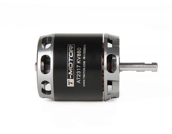T-Motor AT2317 1250kv Brushless Motor 2S-4S 79g