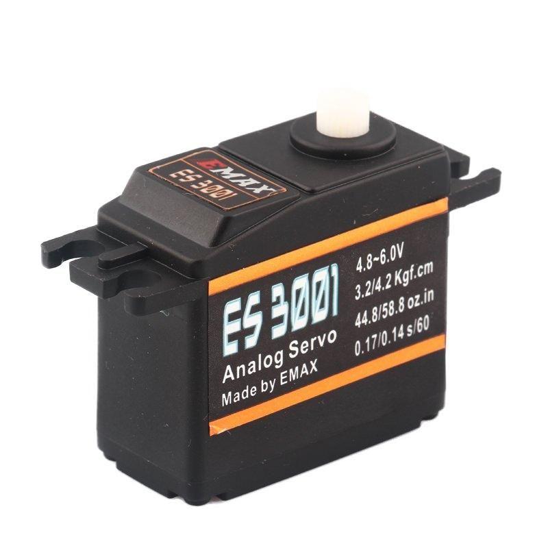 Emax ES3001 Servo 37g 4.2kg 0,14sec 4,8V-6V mit Kugellager BB