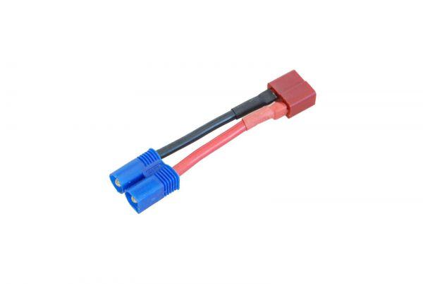 Adapterkabel EC3 Stecker auf T-Dean Buchse Style