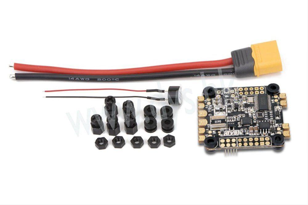 DYS F4 Pro OMNIBUS STM32F405 Flight Controller inkl. OSD