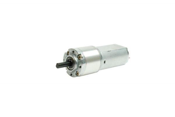 Planetengetriebemotor 12V 1:53 130 U/min 6,95 Ncm 54 x 22 mm Mini Getriebemotor