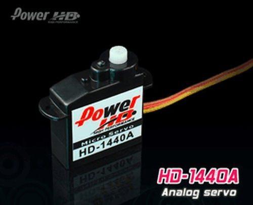 PowerHD HD-1440A Micro Analog Servo 4,4g 0.8kg 0,10sec 4,8V-6V