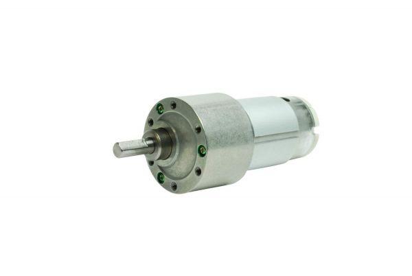 Getriebemotor 12V 1:75 82 U/min 40,0 Ncm 71 x 37 x 37 mm RB30 RB35