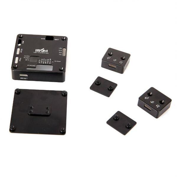 iFlight-RC Alu Metallgehäuse für AlexMos 32bit Gimbal Elektronik