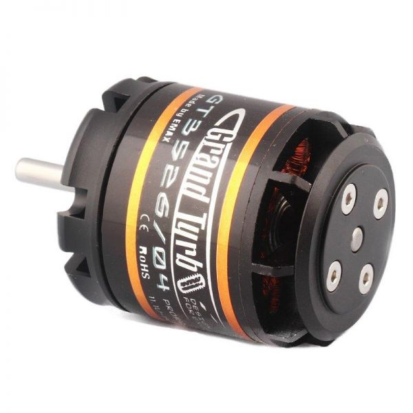 Emax GT3526/05 Brushless Motor 710kv 3S-5S 11,1-18,5V 4452 Außenläufer
