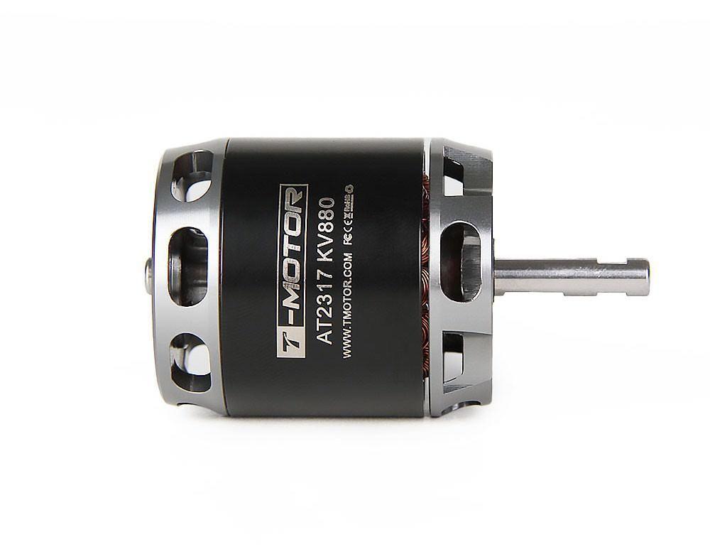 T-Motor AT2317 880kv Brushless Motor 2S-4S 79g