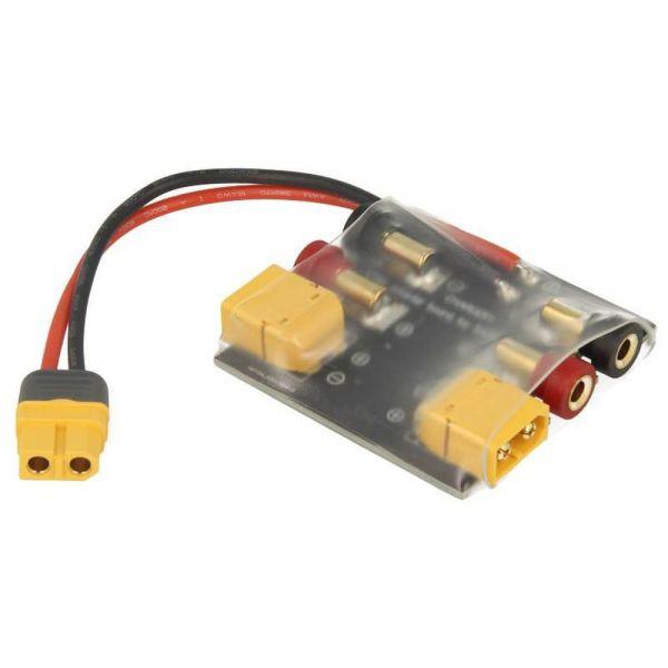 Ausgangsverteiler für Netzteile mit XT60 Stecker