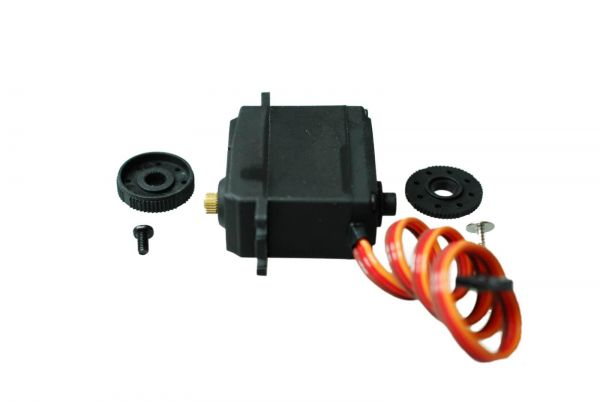Feetech FR5113M Robot Metall Servo 56g 13.5kg 0,16sec 4,8V-6V BB Robotik 180°