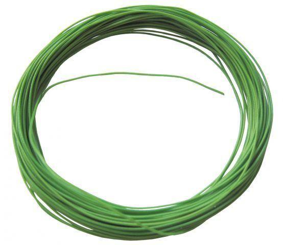 Flexible Litze in Grün 10m 0,6mm Durchmesser
