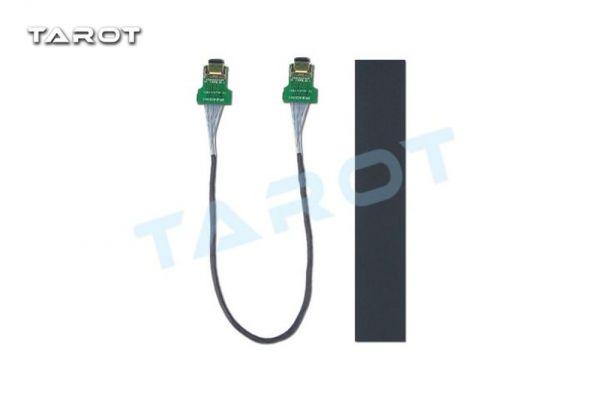 Tarot Micro HDMI zu Micro HDMI flexibles Verbindungskabel 20cm TL10A01