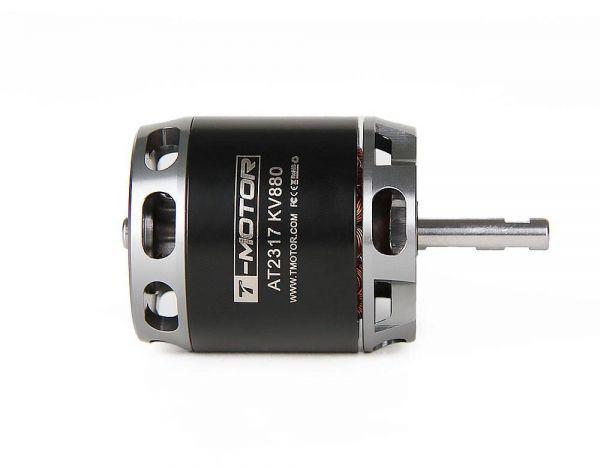 T-Motor AT2317 1400kv Brushless Motor 2S-4S 80g