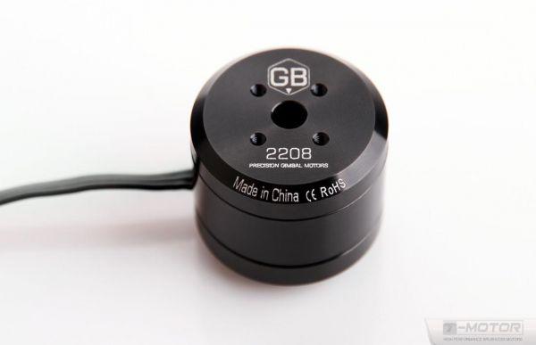 T-Motor Brushless Gimbal Motor GB2208 V2 Hohlwelle 42g für 100-200g Cams GoPro