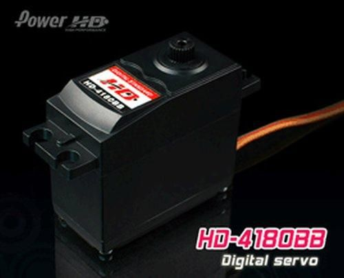 PowerHD HD-4180BB Digital Servo 41g 4.1kg 0,17sec 4,8V-6V Kugellager
