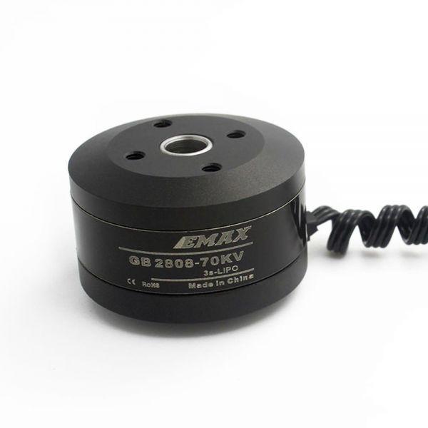 Emax Brushless Gimbal Motor Hohlwelle GB2808 70kv 64g mit Hohlwelle