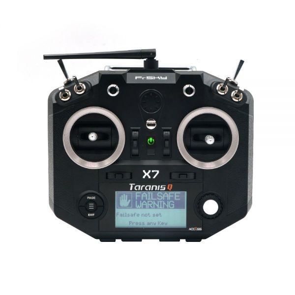 FrSky Taranis Q X7 Sender 2,4 GHz Fernsteuerung Schwarz ACCESS