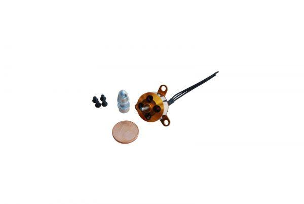 13g Brushless Außenläufer Motor A1504 2900kv Micro