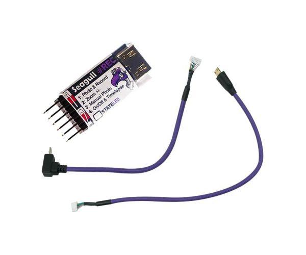 Gremsy Pixy U - Seagull #Rec and Custom Cable Set