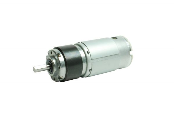 Planetengetriebemotor 12V 1:14 360 U/min 24,0 Ncm 86 x 37 mm Getriebemotor
