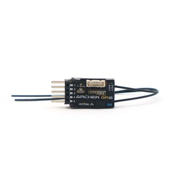 FrSky Archer GR6 ACCESS 2,4 GHz Empfänger OTA mit Präzisions Vario