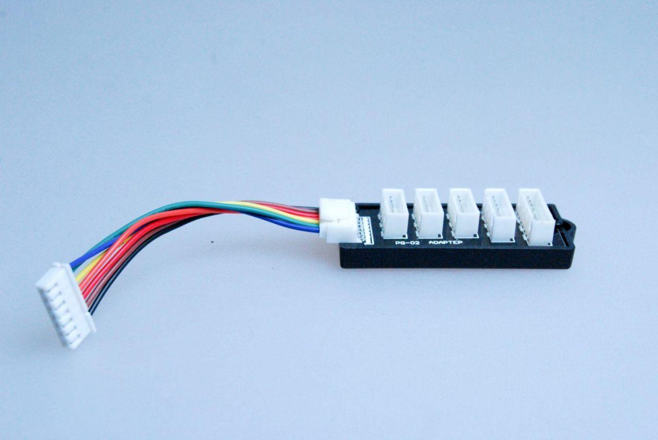 Balancer Adapter von HP / PQ auf JST-XH für 2S-6S LiPo Polyquest Hyperion