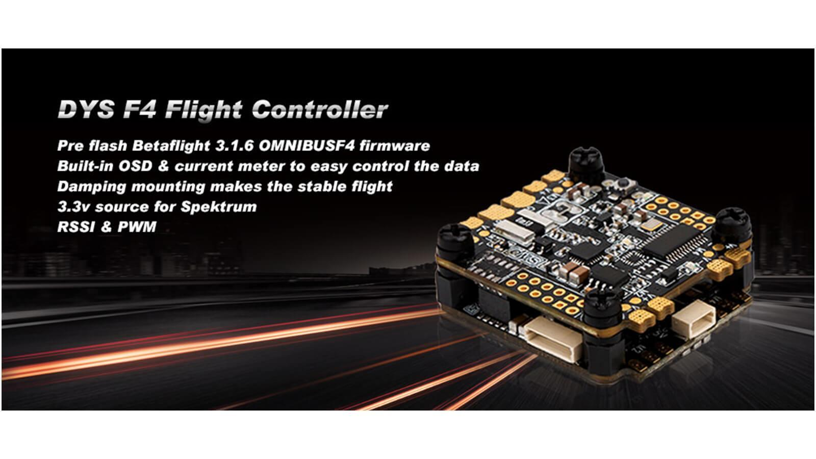 DYS F4 Pro Flight Controller