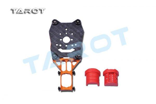 Tarot TL8X011 Motorhalterung Rot für Tarot X8 (TL8X000)