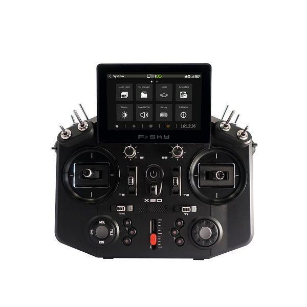 FrSky Tandem X20 2,4GHz+ 868Mhz ACCST + ACCESS - Black