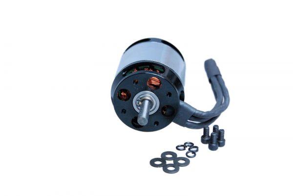 H3126 / 4 Brushless Außenläufer Heli Motor 1600KV 3126 T-Rex 500