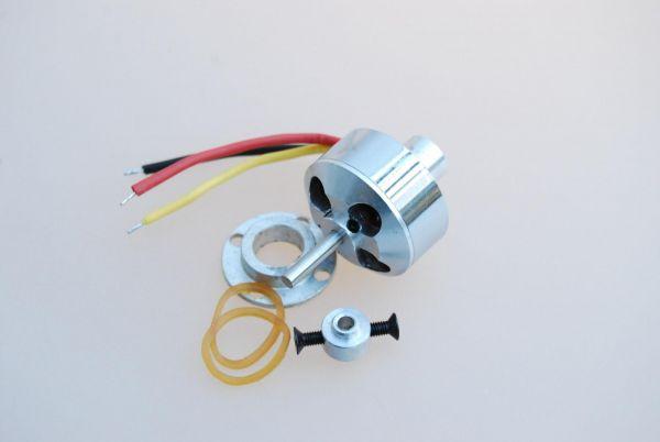 B2208 / 17 Brushless Außenläufer Motor 1100KV 36g