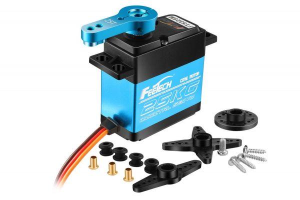 Feetech FT5325 Digital Metall Servo 67g 25kg 0,151sec 6V-7,4V Robotik 180°