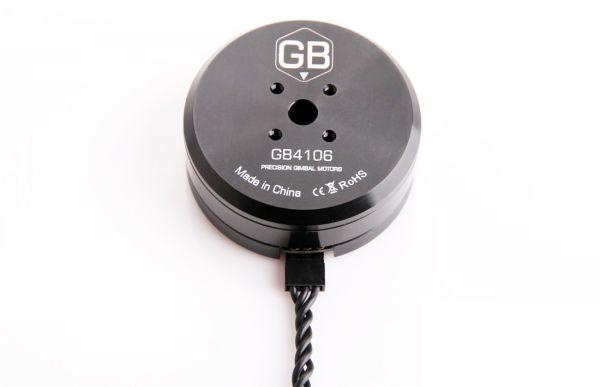T-Motor Brushless Gimbal Motor GB4106 400-800g Kamera V2 mit Hohlwelle
