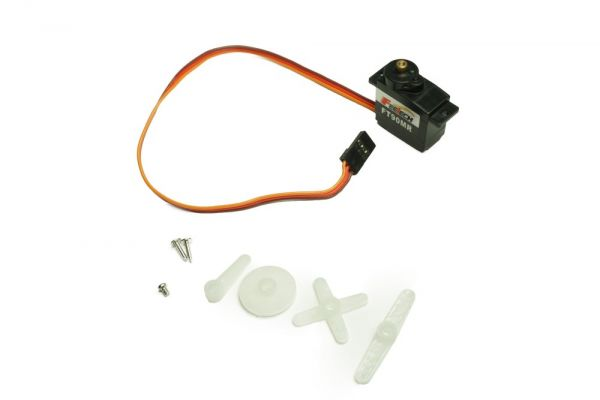 Feetech FT90MR Metall Digital 360° Cont Rotation Servo 14g 1.8kg 0,10sec 4,8V-6V