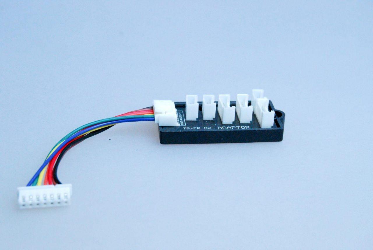 Balancer Adapter von TP / FP auf JST-XH für 2S-6S LiPo Hacker Multiplex