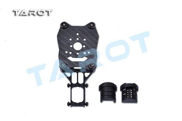 Tarot TL8X012 Motorhalterung Schwarz für Tarot X8 (TL8X000)