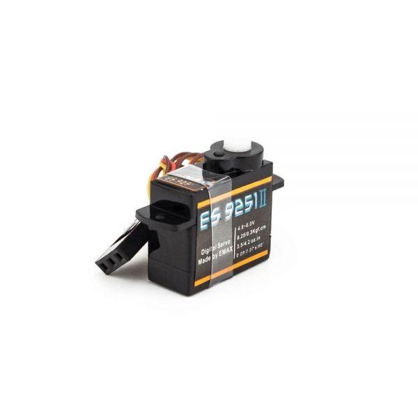 Emax ES9251 II Digital Ultra Micro Servo 3,6g 0,3kg 0,07sec 4,8V - 6V