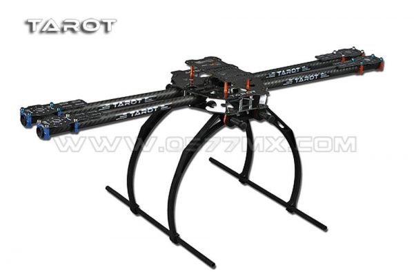 Tarot Iron Man FY650 Carbon Quadcopter Rahmen Durchmesser 650mm TL65B02
