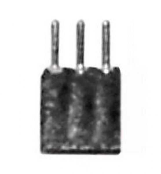 Buchsenleiste 3 polig Rasterabstand 1,27mm BU3 2er Set