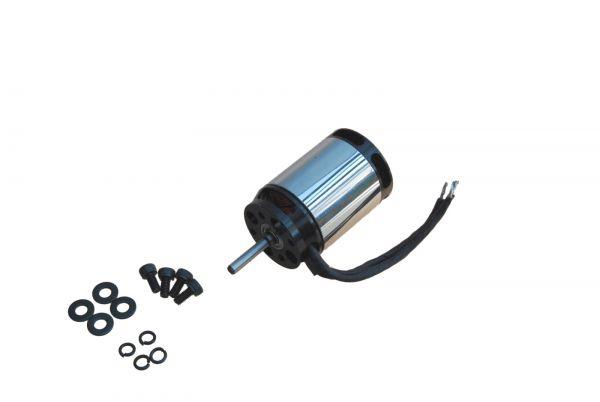 H2223 / 4 Brushless Außenläufer Motor 4400KV 82g 600W