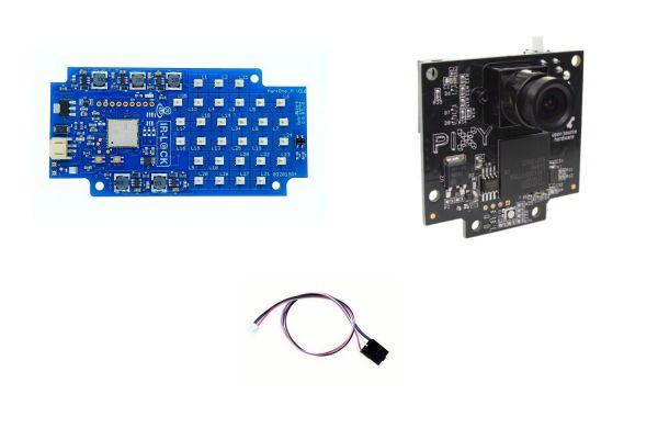 IR-Lock Precision Landing Bundle (Beacon + Sensor + Kabel) für Pixhawk