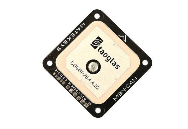 Matek M9N-CAN Ublox GPS und Kompass Modul M9N CAN BUS