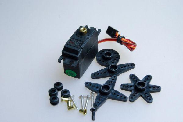 GS- D9257MG Digital Metall Servo 0.07sec Heckservo T-REX 450 500