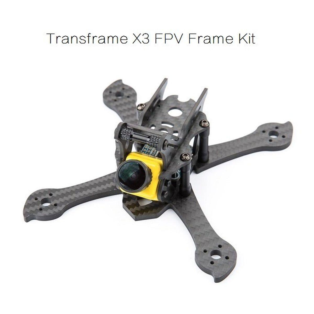 iFlight-RC Transframe X3 True X 140mm Carbon Mini FPV Race Frame