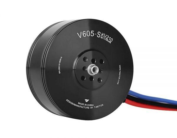 T-Motor VTOL V605 210kv Brushless Motor 12S 320g
