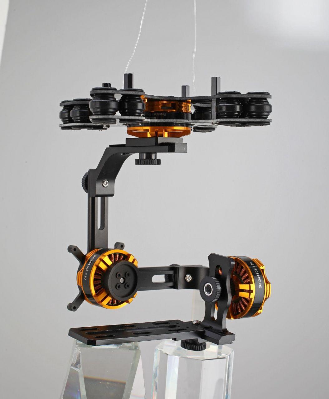 Brushless 3 Achsen Gimbal für Sony Nex inkl. 3x BGM4108 Gimbal Motoren