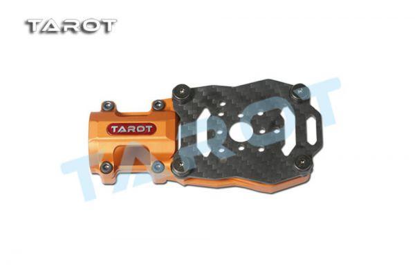 Tarot TL96028 Motorhalterung schwingungsgedämpft Orange für 25mm Rohre