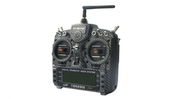 FrSky Taranis X9D Plus Special Edition Carbon Fiber M9 Gimbals 2,4 GHz