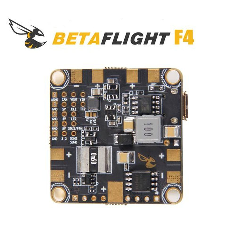 Betaflight F4 FC Flight Controller Multicopter Steuerung inkl. OSD